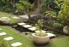 Andover Bali style landscaping 13
